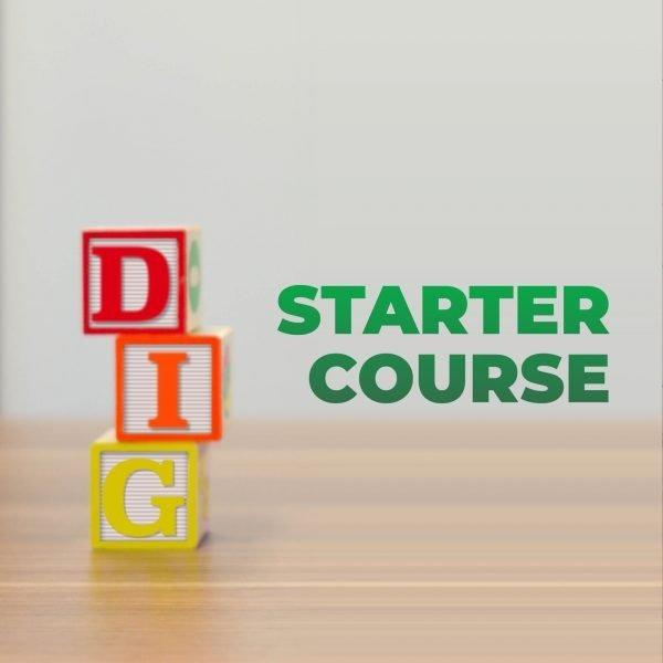 DIG Starter Course Image